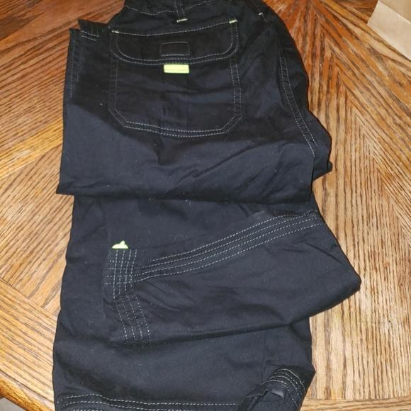 20b6d28d067 koi Pants | Lindsey Limited Edition Black Grn Scrub | Poshmark
